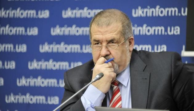 Чубаров: Росія проводить каральну політику в окупованому Криму
