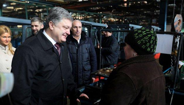 Порошенко: Рада ЄС дала зелене світло завершальному етапу безвізу