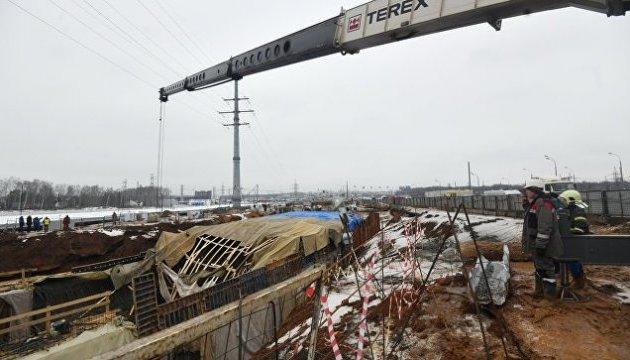 Обвал тунелю у Новій Москві: рятувальники знайшли ще одну жертву