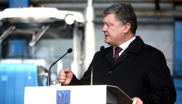 Poroshenko: Council of European Union gives green light to final stage of visa liberalization
