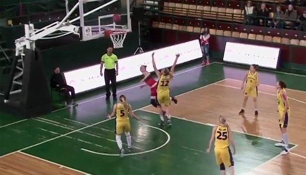 «Авангард» переміг  у жіночому Кубку України з баскетболу