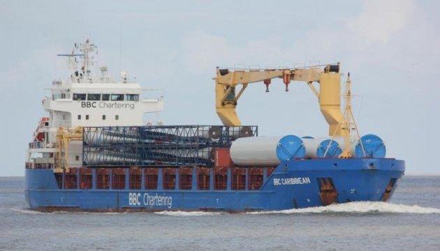 Пірати відпустили українського моряка з захопленого судна BBC Caribbean