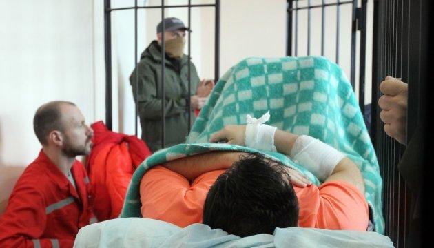 Адвокати Насірова приїхали до суду забирати підзахисного
