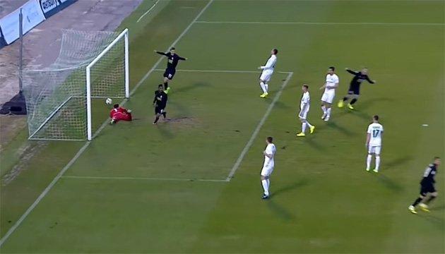 Гол Гречишкіна один з найкрасивіших в українській Прем'єр-лізі