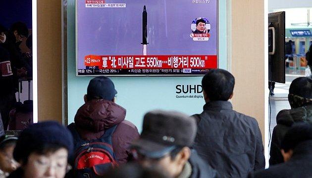 КНДР провела серію нових ракетних пусків - Kyodo News