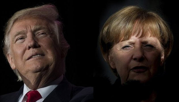 Стало известно, когда Меркель встретится с Трампом