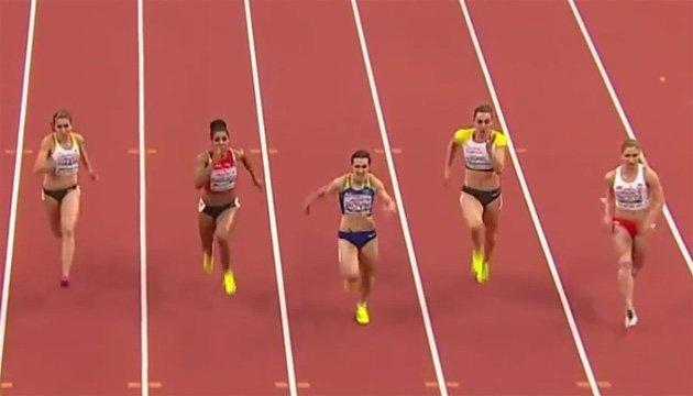 Олеся Повх признана лучшей легкоатлеткой февраля
