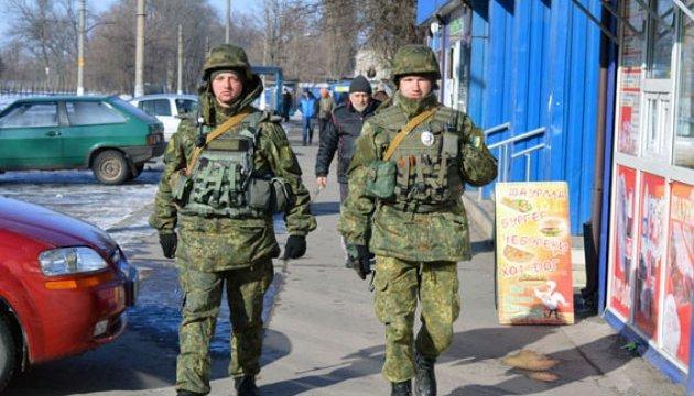 Обесточенную Авдеевку круглосуточно патрулирует полиция