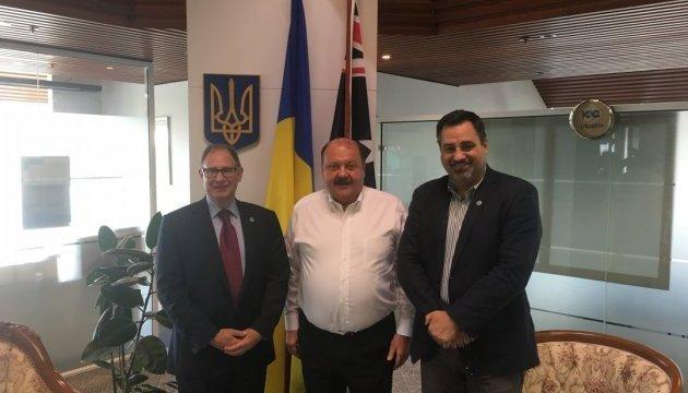 Австралія допоможе Україні у запобіганні суїцидам