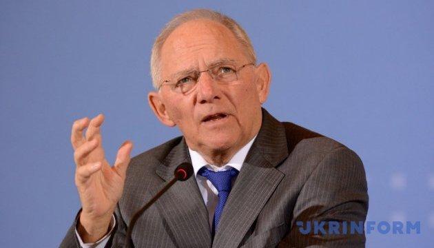 Глава Бундестага предостерег от влияния России на выборы в Германии