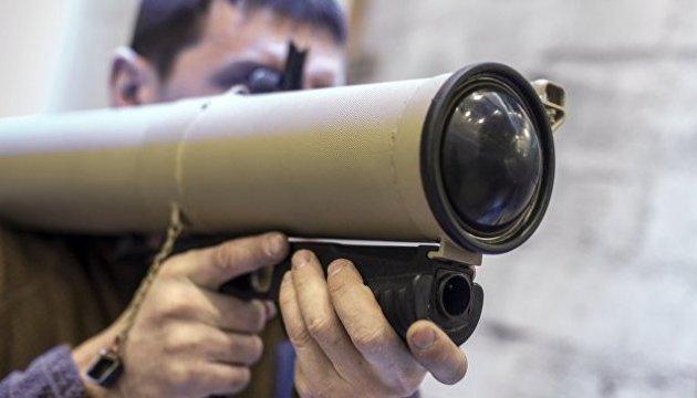 В Донецке из огнемета расстреляли штаб мотострелковой бригады боевиков – источник