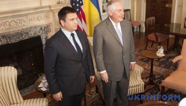 Новая администрация США не приемлет никаких компромиссов по Крыму - Климкин