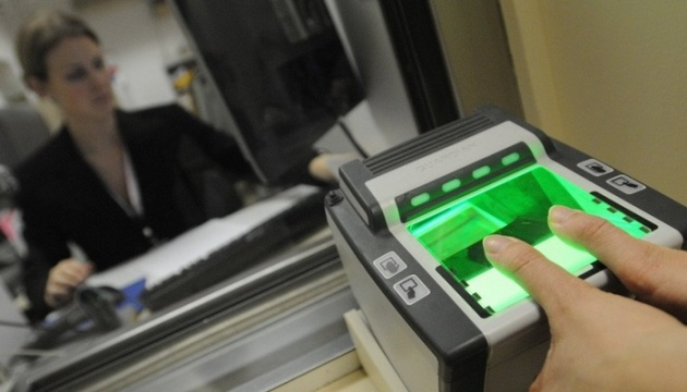 Ukraine can launch biometric control for foreigners this year