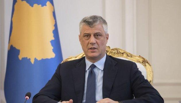 Президент Косово обвиняет РФ в попытках дестабилизировать страну