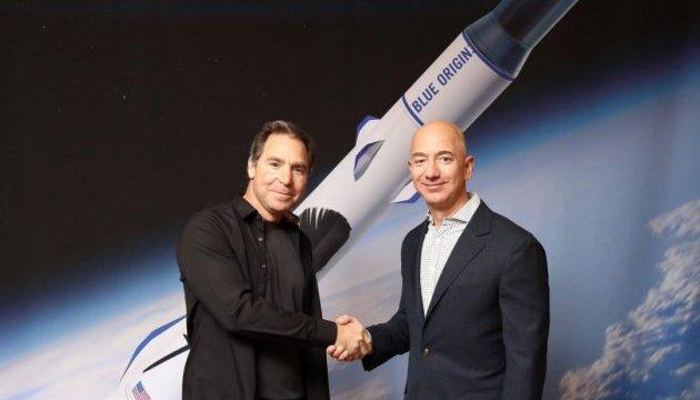 Компанія засновника Amazon уклала контракт на запуск супутника