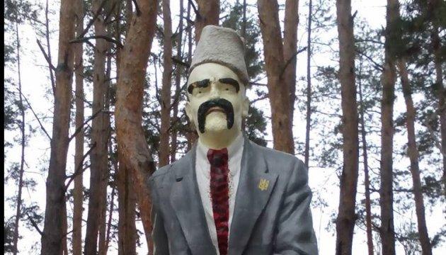 Декоммунизация: на Луганщине Ленина превратили в Шевченко