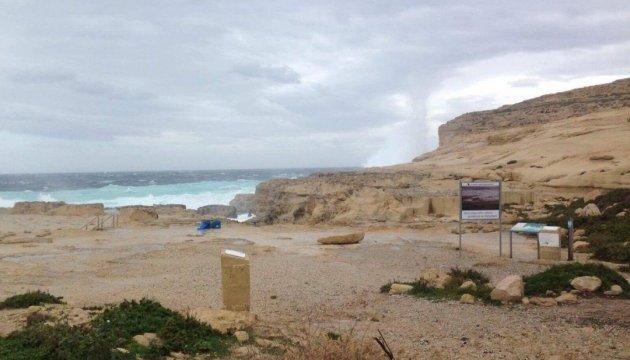 На Мальте рухнуло легендарное