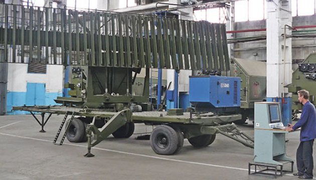Украина увеличила выпуск радиолокационной техники на 200%