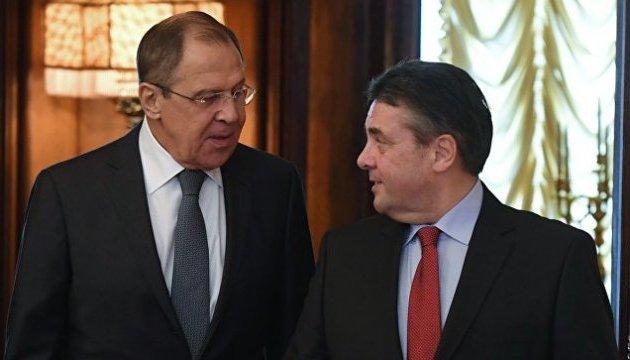 Берлин предупреждает Москву об опасности новой гонки вооружений