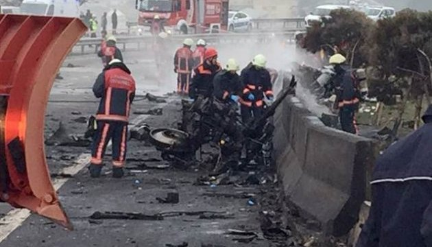 В Омані жертвою катастрофи військового гелікоптера стала одна людина