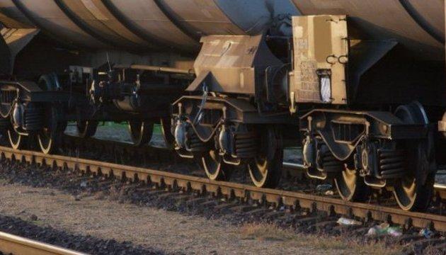На станции Мена скопились 57 железнодорожных цистерн со сжиженным газом