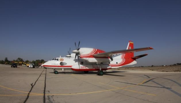 Украина направит в Турцию пожарный самолет