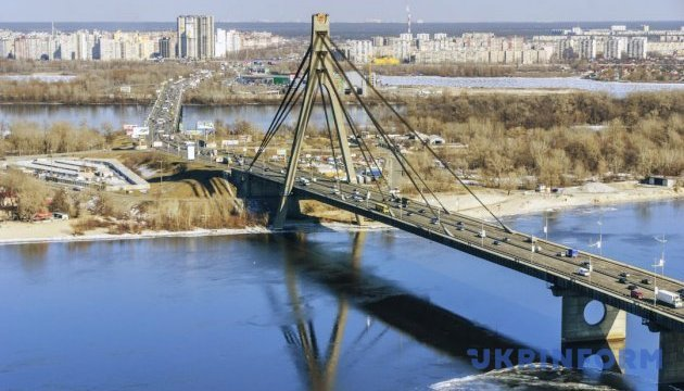 На одному з мостів Києва сьогодні обмежать рух