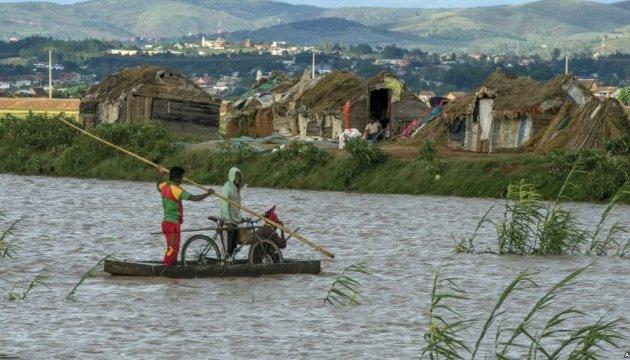 Повінь на Мадагаскарі: загинули щонайменше 9 людей