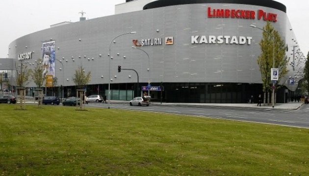 У Німеччині через загрозу вибуху закрили торговельний центр