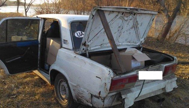 В Луганской облсти задержали 400 килограммов контрабандного масла