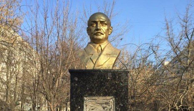 В Харькове с памятника выдающемуся хирургу украли табличку