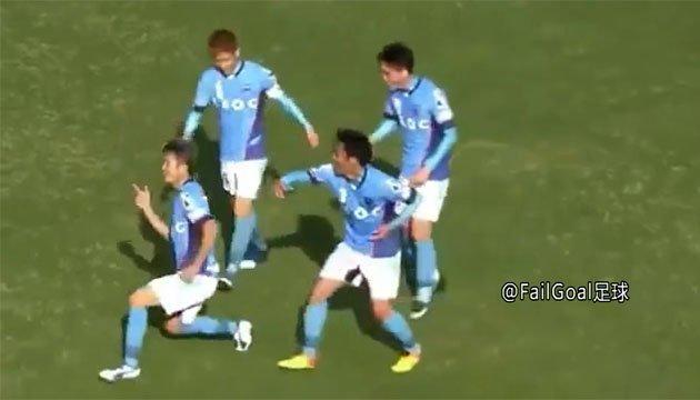 Японский футболист Миура стал самым старшим автором гола