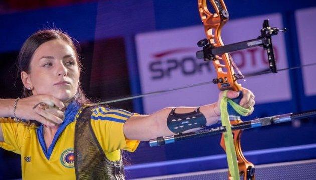 Вероніка Марченко – чемпіонка Європи зі стрільби з лука