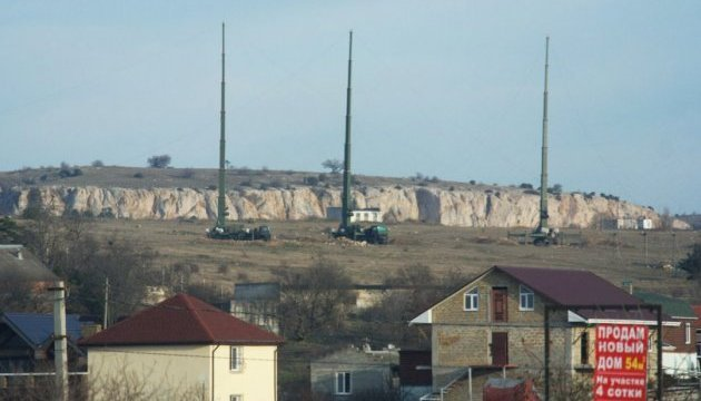Russia deploys modern electronic warfare complex in occupied Crimea