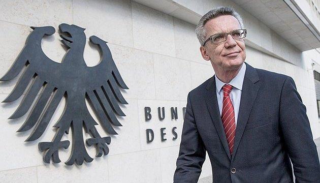 Германия вводит временный контроль на границе