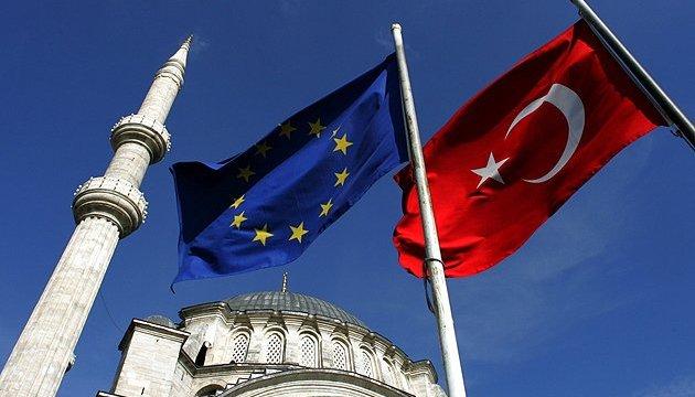 Берлін проти припинення переговорів щодо членства Туреччини в ЄС