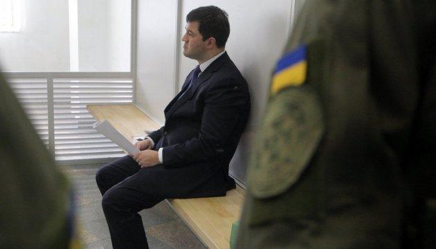 Le tribunal examine l'appel de Roman Nasirov