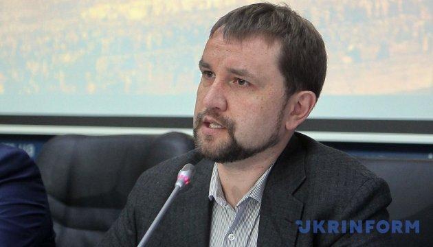 Вятрович успокаивает, что декоммунизацию проспекта Ватутина только приостановили