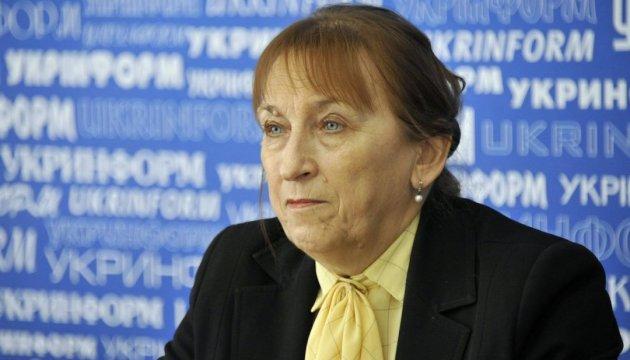 Бекешкіна вважає, що частину бойовиків з Донбасу доведеться амністувати