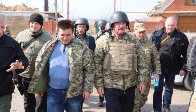 Клімкін: Логіка дій Росії на Донбасі не залишає місця для сумнівів