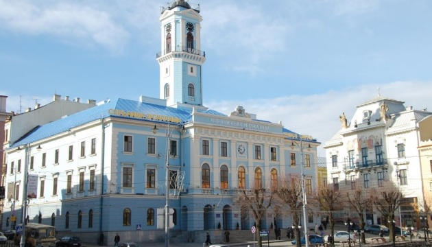 Черновицкий горсовет собирал ночное заседание из-за блокады