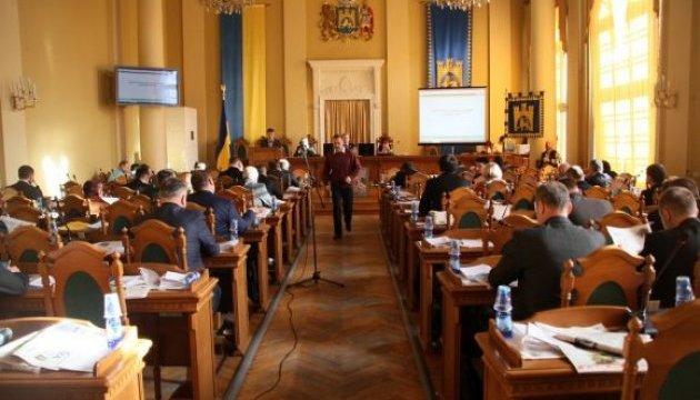Львівські депутати збираються на позачергову сесію через події у Кривому Торці