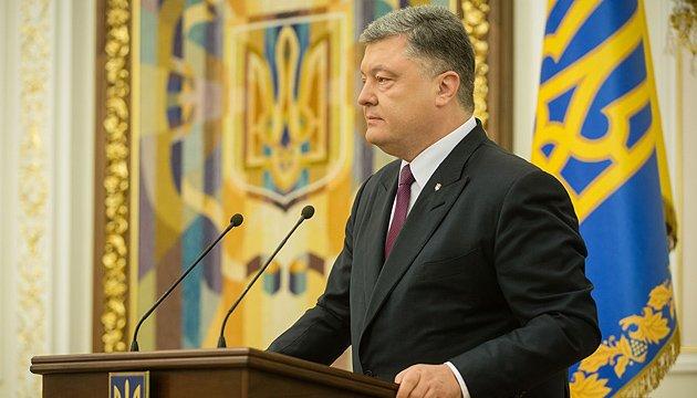 Кабмін розгляне економічний аспект припинення сполучення з ОРДЛО - Президент