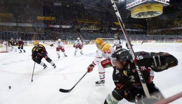 У Європі та Азії найкраще ходять на хокей швейцарці