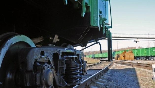 ОБСЄ зафіксувала завантажені вагони на окупованому кордоні України з РФ