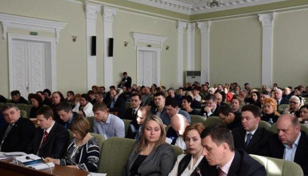 Черниговские депутаты - против силовых сценариев запрета торговли с ОРДЛО
