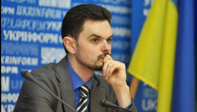 Золотухін сказав, що робить МІП для реалізації Доктрини інформбезпеки України