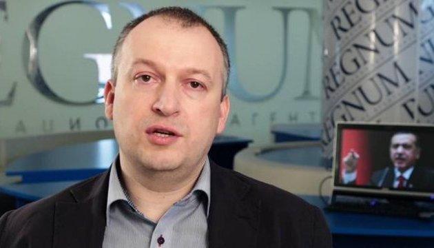 У Москві затримали шеф-редактора інформагентства Regnum