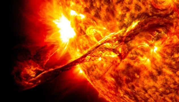На Сонці стався новий потужний спалах