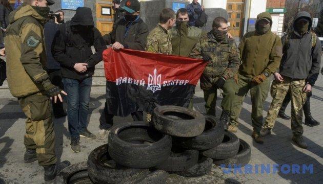 Як у Вінниці на «торговій блокаді» ОРДЛО наполягли